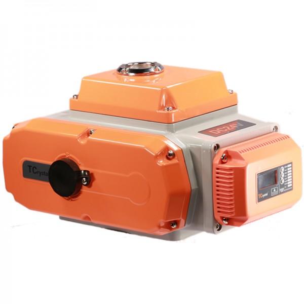 厂家供应 高性能无刷电机执行器 100-200B智能总线型阀门调节器 电动执行器  执行器价格
