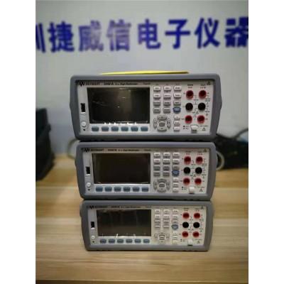 万用表 型号KEYSIGHT34461A 欢迎来电咨询