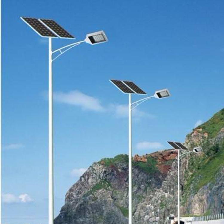 路灯厂家批发 爆款环保太阳能路灯led 农村建设道路工程户外照明