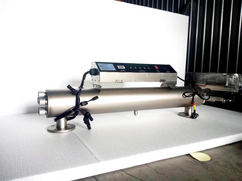 紫外线 器   饮水 过流式紫外线杀菌器