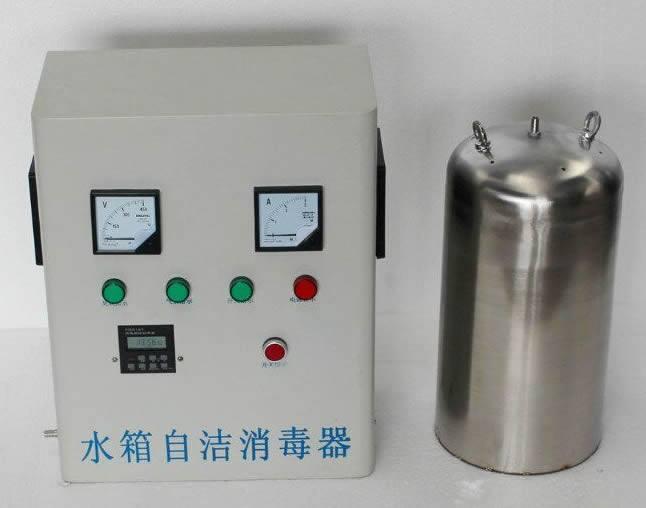 水箱自洁 器