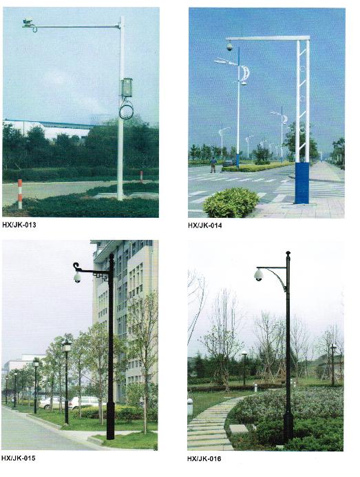 华安交通 西北监控杆生产厂家 品牌实力雄厚