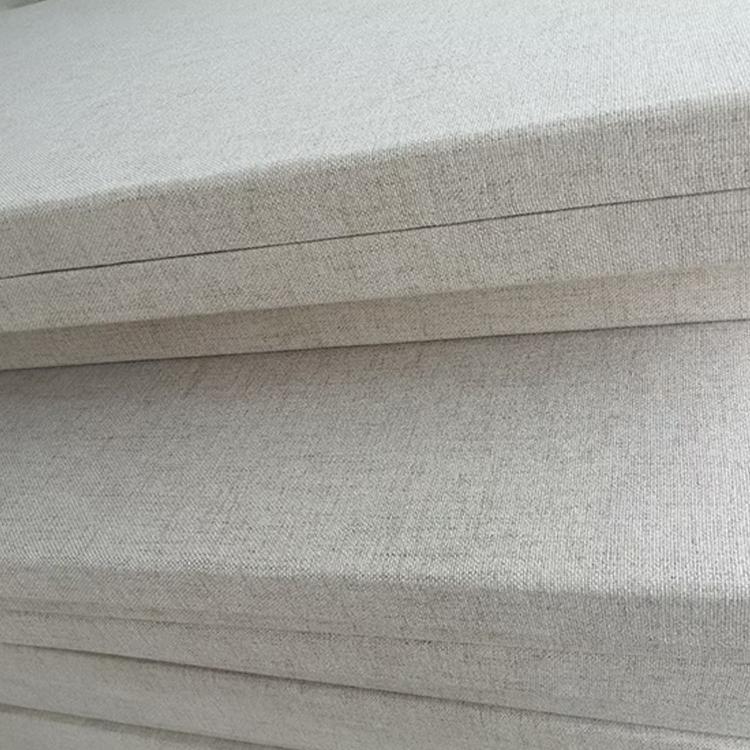 布艺吸音软包 电影院ktv墙面 可定制玻纤 防火阻燃玻璃棉 透声硬包